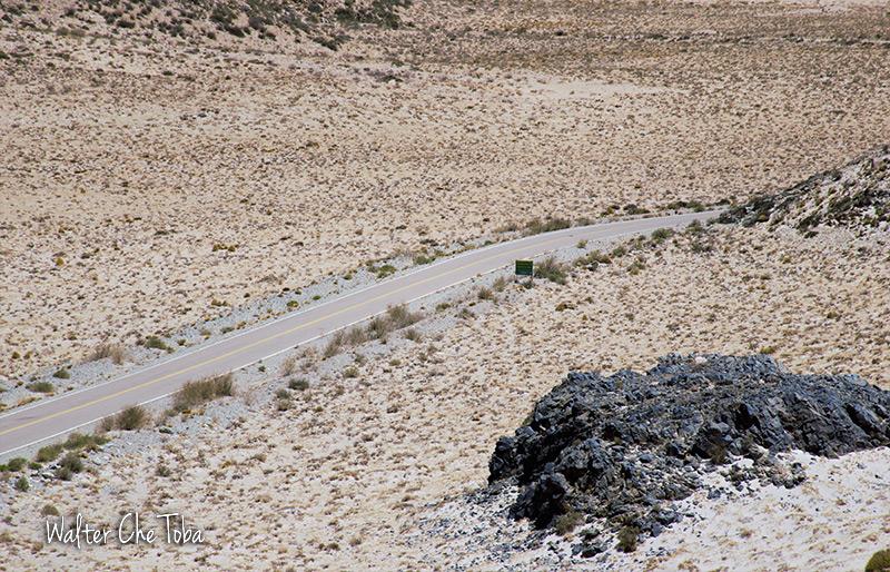 El camino hacia Antofagasta de la Sierra, Rutas 36 y 43, Catamarca