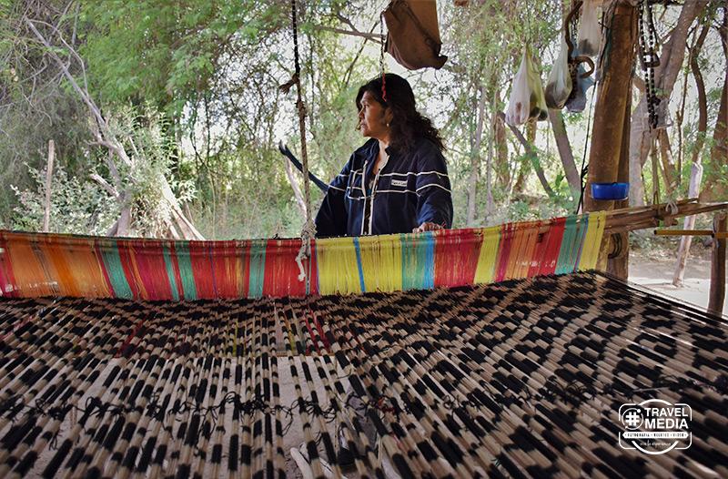 Visitar la Ruta del Telar en Catamarca