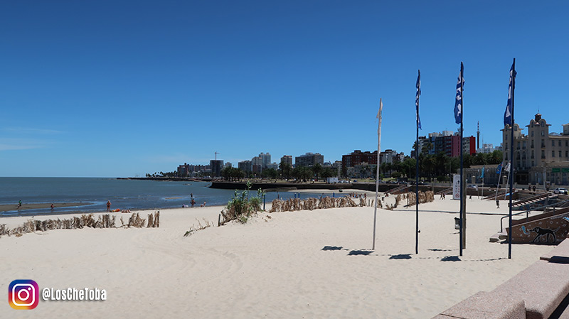 Playas de Montevideo - Fotos, mapas y tips