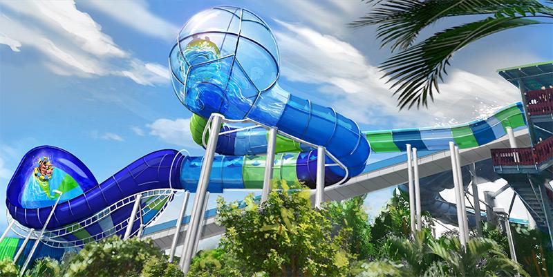 Las mejores atracciones de Aquatica, Orlando 3