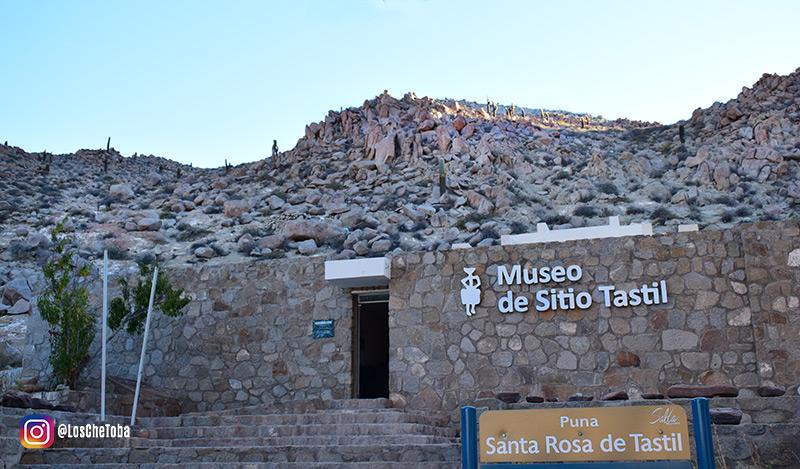 Museo de Sitio Tastil Tren de las Nubes