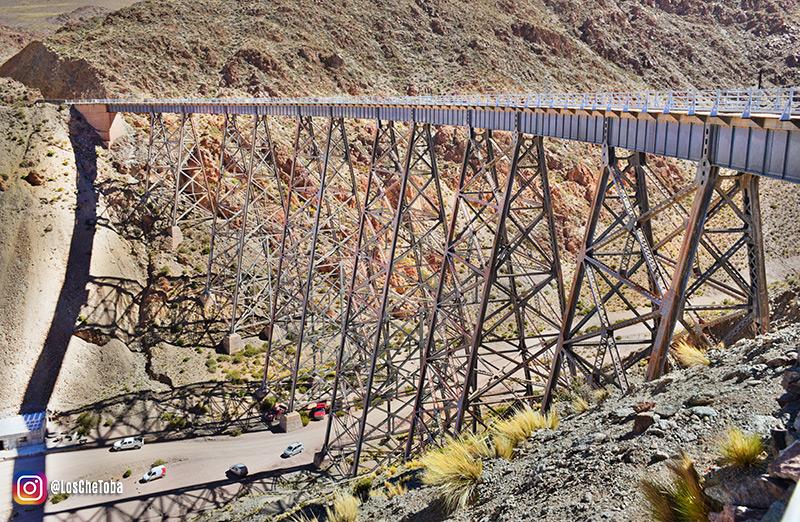 Puente del Tren de las nubes salta