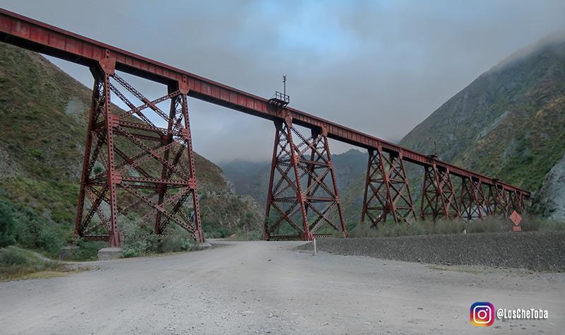 Puentes Tren de las Nubes Salta