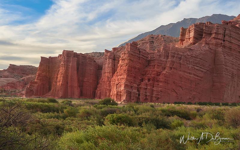 De Cafayate a Salta por Quebrada de las Conchas 9