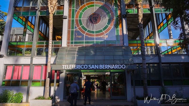 Excursión al Cerro San Bernardo en teleférico, Salta 3