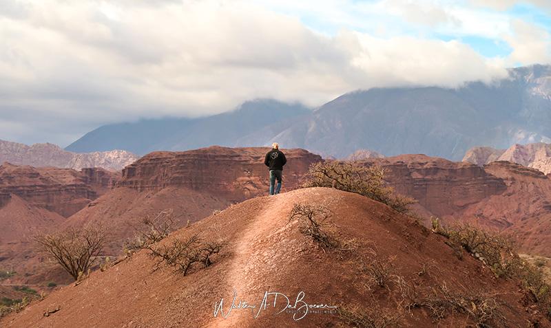 De Cafayate a Salta por Quebrada de las Conchas 7
