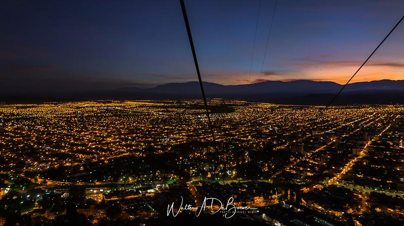 Excursión al Cerro San Bernardo en teleférico, Salta 6