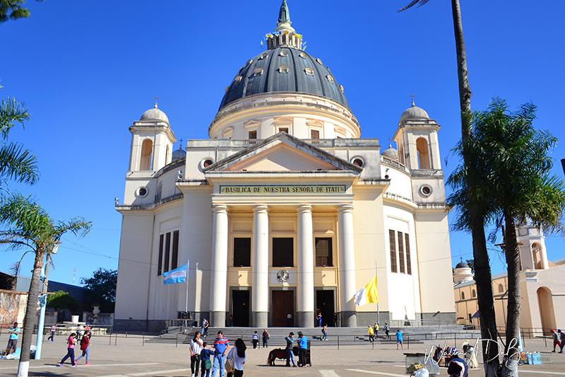 Peregrinación a la Virgen de Itatí, Corrientes 8