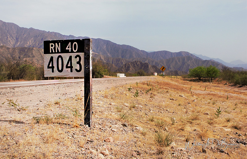 Ruta 40 Catamarca