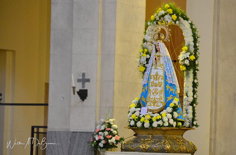 Peregrinación a la Virgen de Itatí, Corrientes 2