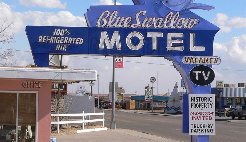 Dormir en los moteles de los EEUU? 3
