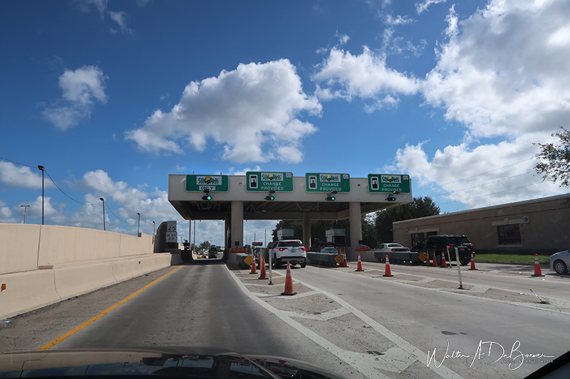 Alquilar un auto en Orlando - Dudas sobre el GPS y los peajes (Tolls)
