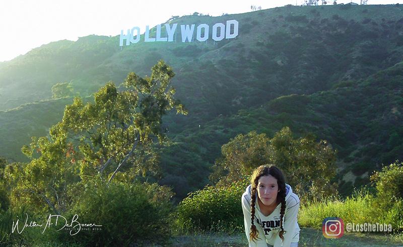 Cómo llegar al cartel de Hollywood para sacar buenas fotos