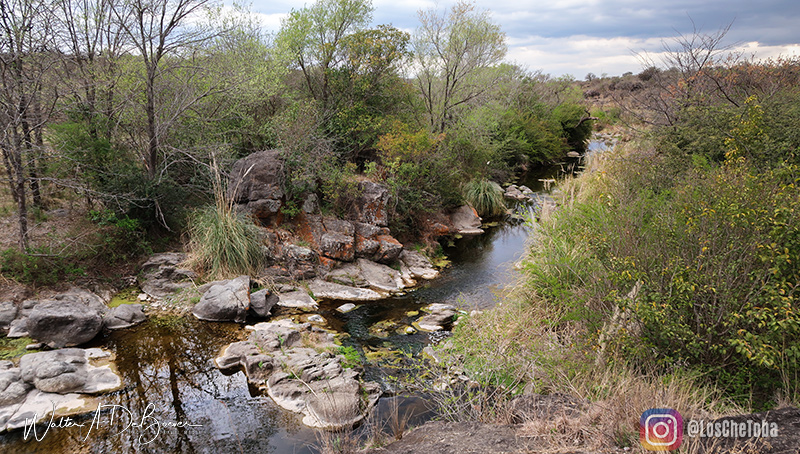 Río Amboy - Villa Amancay