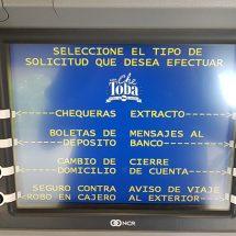 Cómo dar aviso de viaje al exterior por cajero automático 28