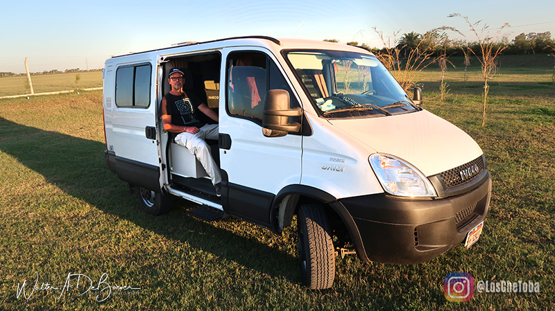 Iveco Motor Home