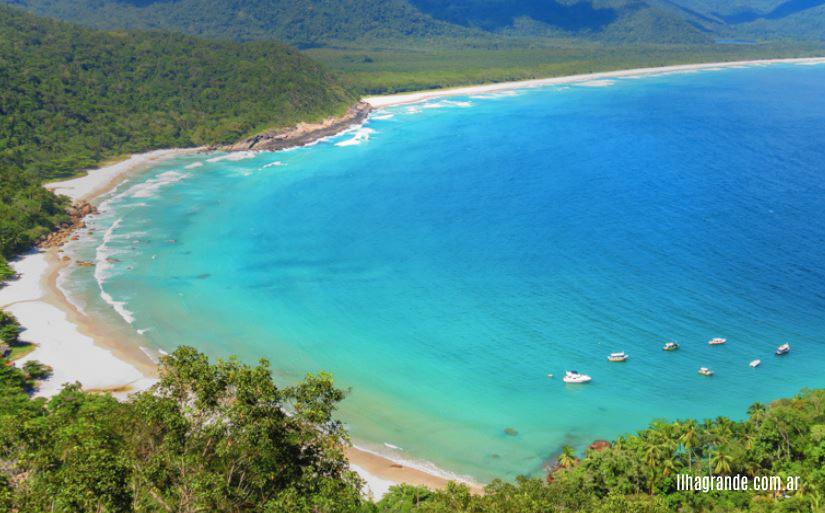 Praia do Aventureiro