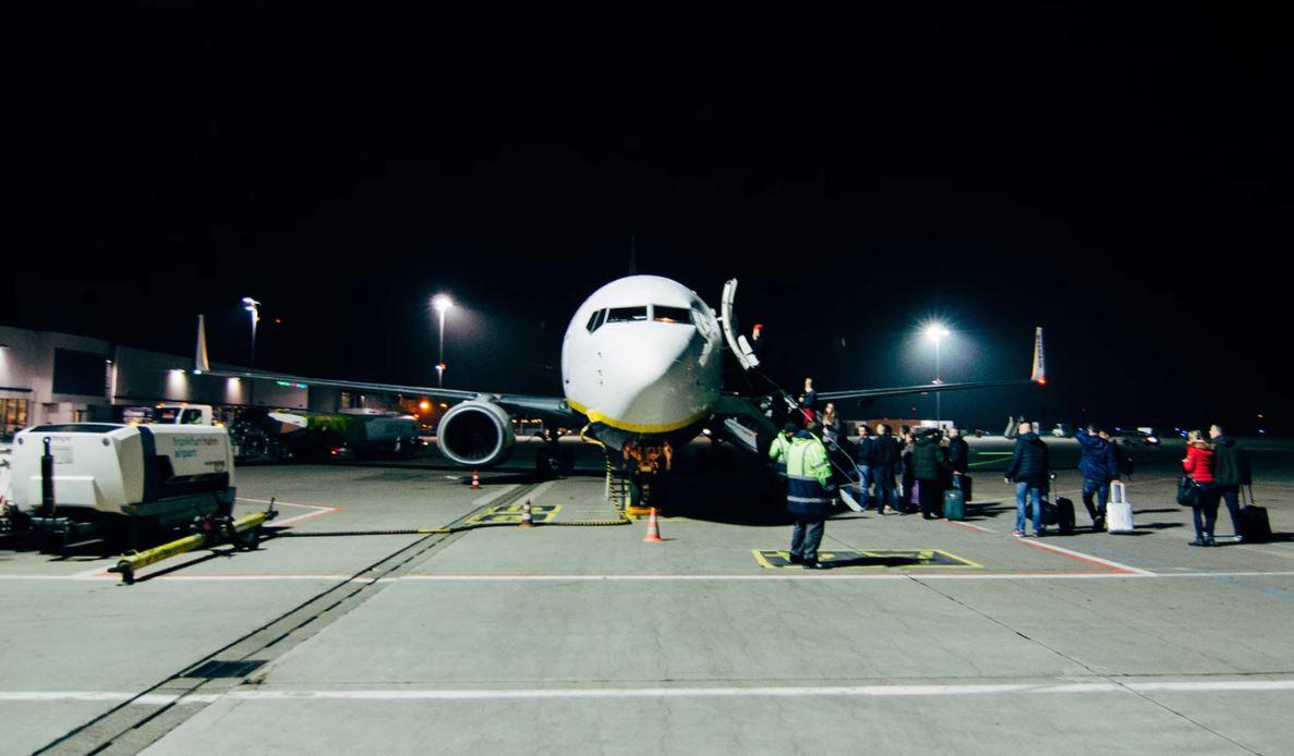 vuelo low cost