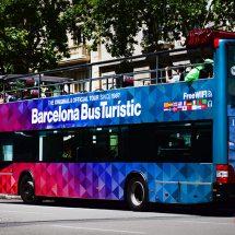 Imágenes de Barcelona en 360° 3
