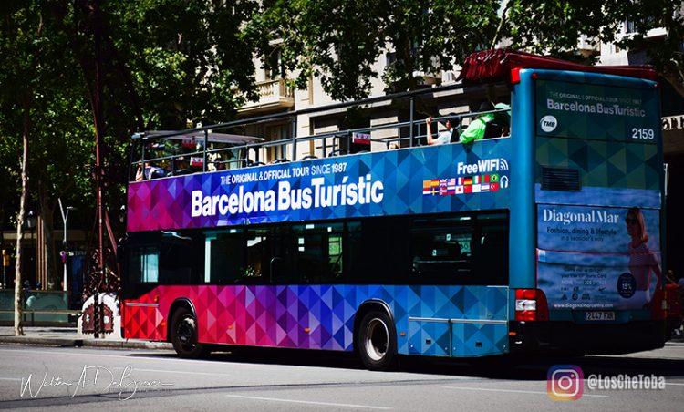Imágenes de Barcelona en 360° 1