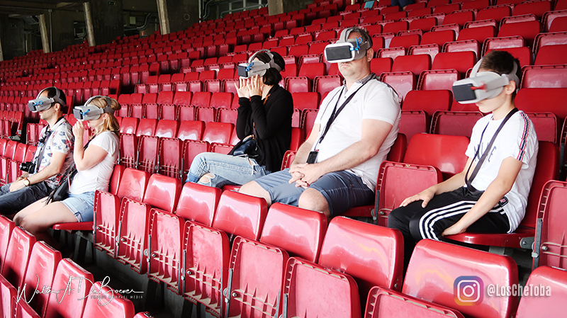 Realidad Virtual Estadio de Barcelona