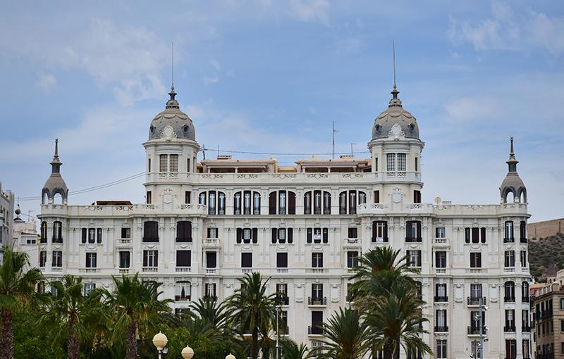 Casa Carbonell Alicante