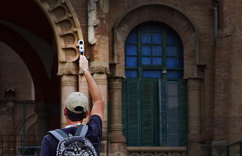 Imágenes de Barcelona en 360° 2
