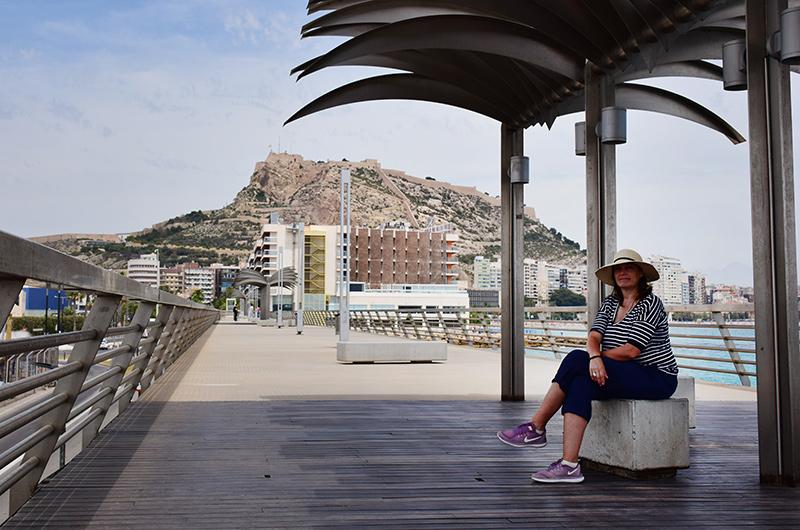 Muelle El Levante, Alicante