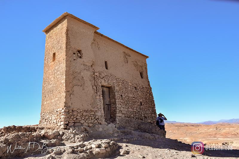 Ksar de Ait Ben Hadu Marruecos