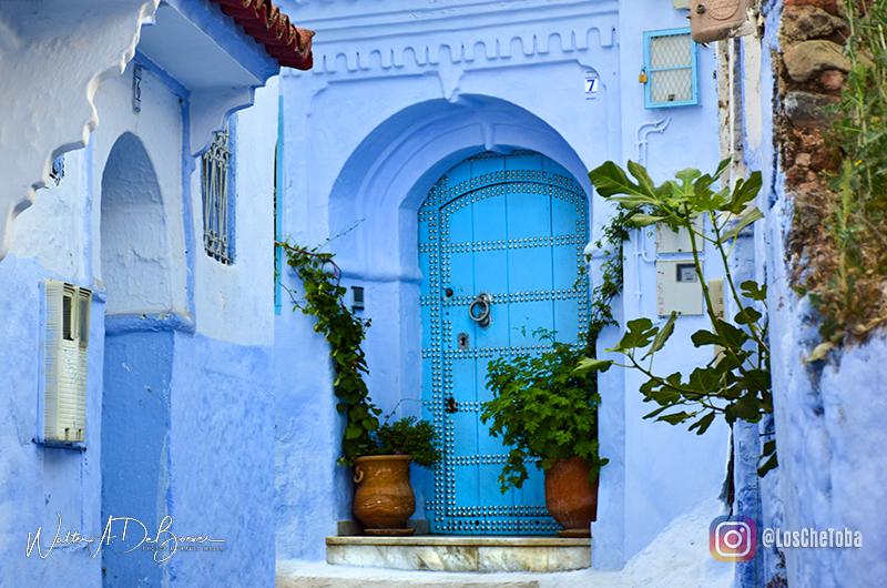 Ciudad Azul Marruecos