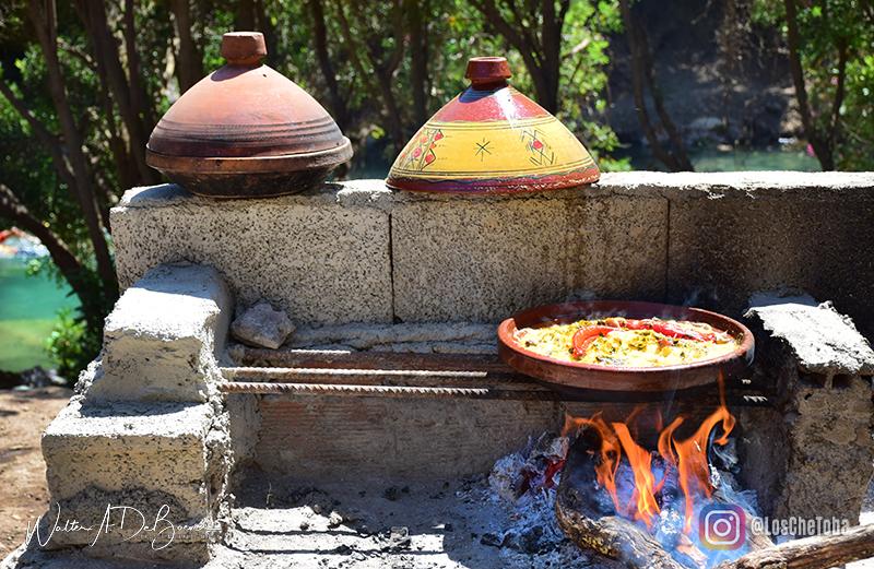 Comida en Marruecos
