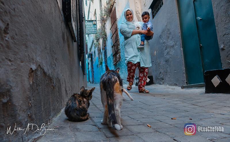 A Marruecos desde España