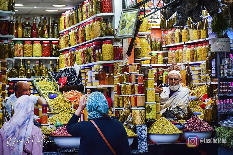 Mercado de Marrakech