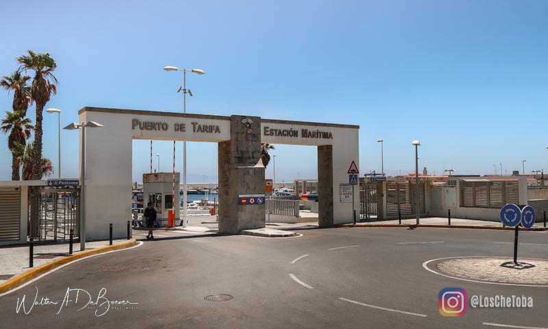 Estacion marítima de Tarifa