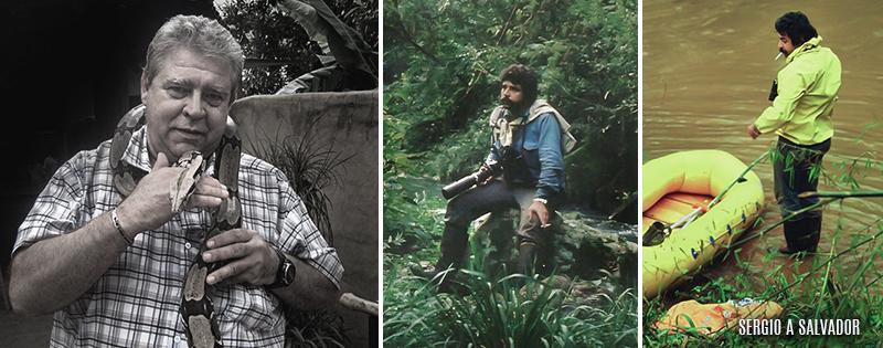 Sergio A. Salvador Ornitólogo