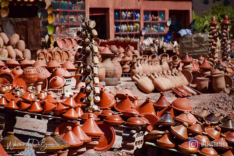 Comprar tajín en Marruecos