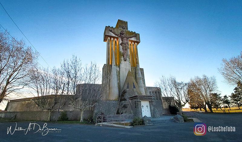 Cementerio de Laprida, Fotos de Salamone
