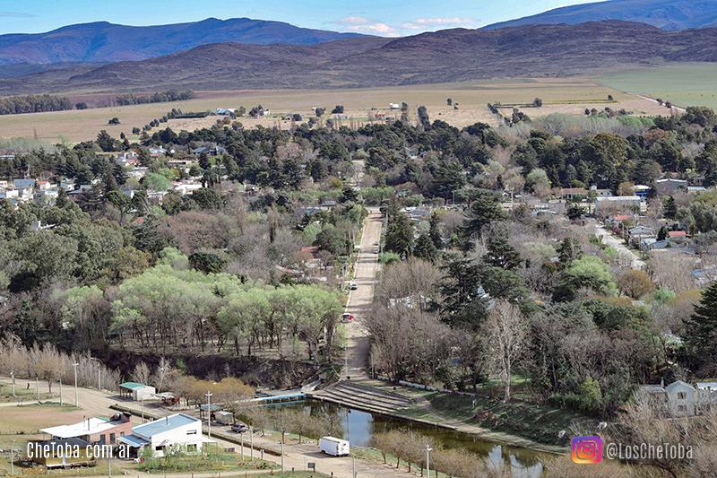 Cerro Amor, Villa Arcadia