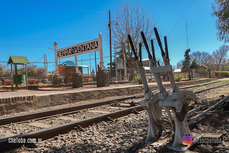 Museo Tren Sierra de la Ventana