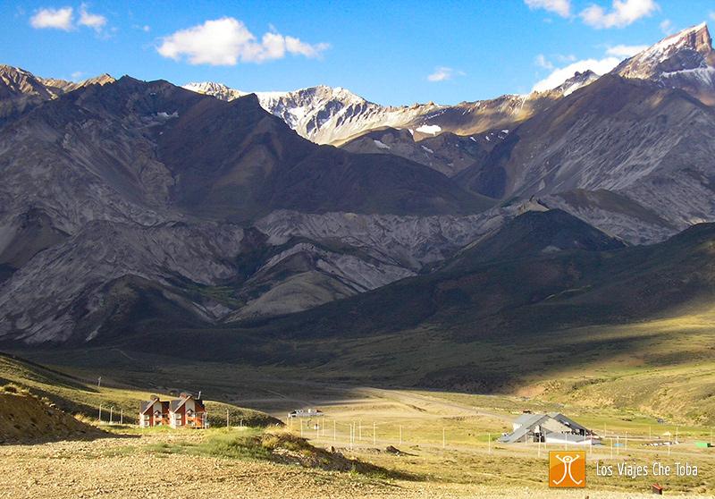 Camino a Las Leñas, Malargüe, Mendoza
