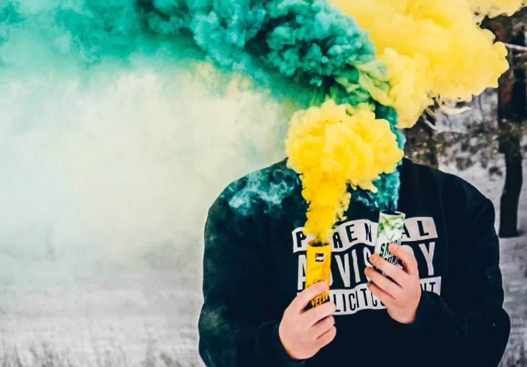 vendedores de humo