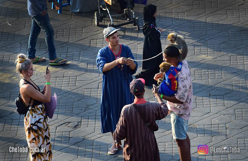 Foto Relato: La famosa plaza de Marrakech