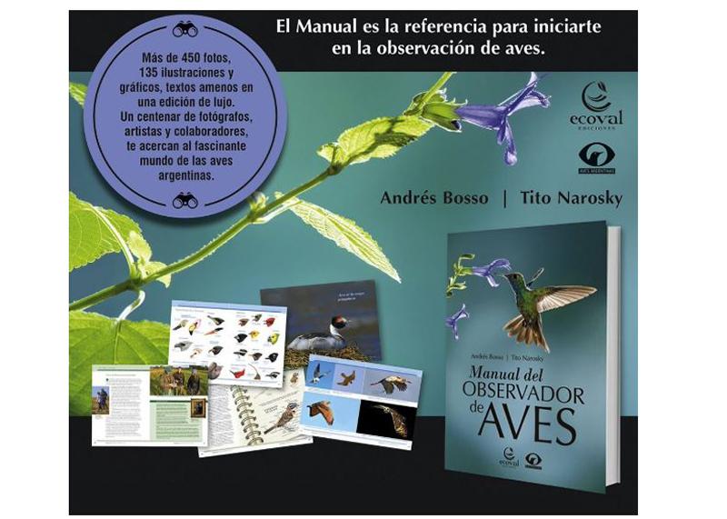 Libros para el Observador de Aves