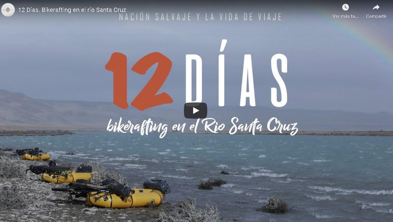 Bike Rafting Argentina