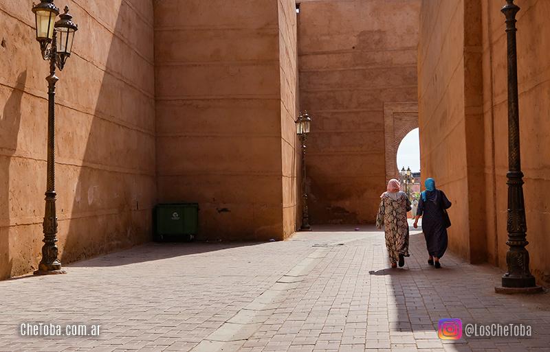 Una tarde en Marrakech
