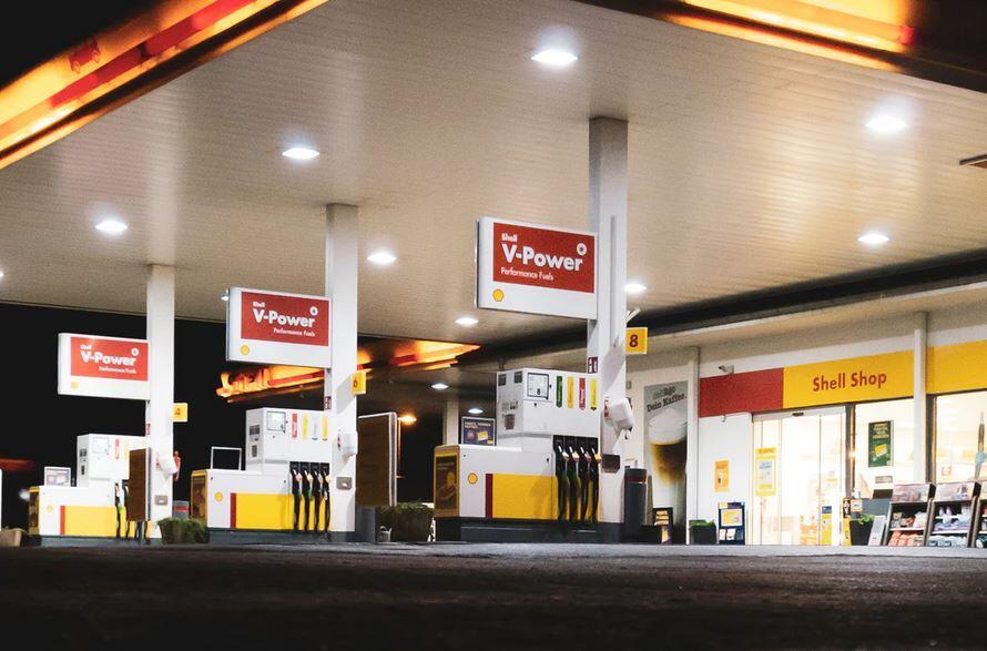 Tarjeta Shell LATAM Pass