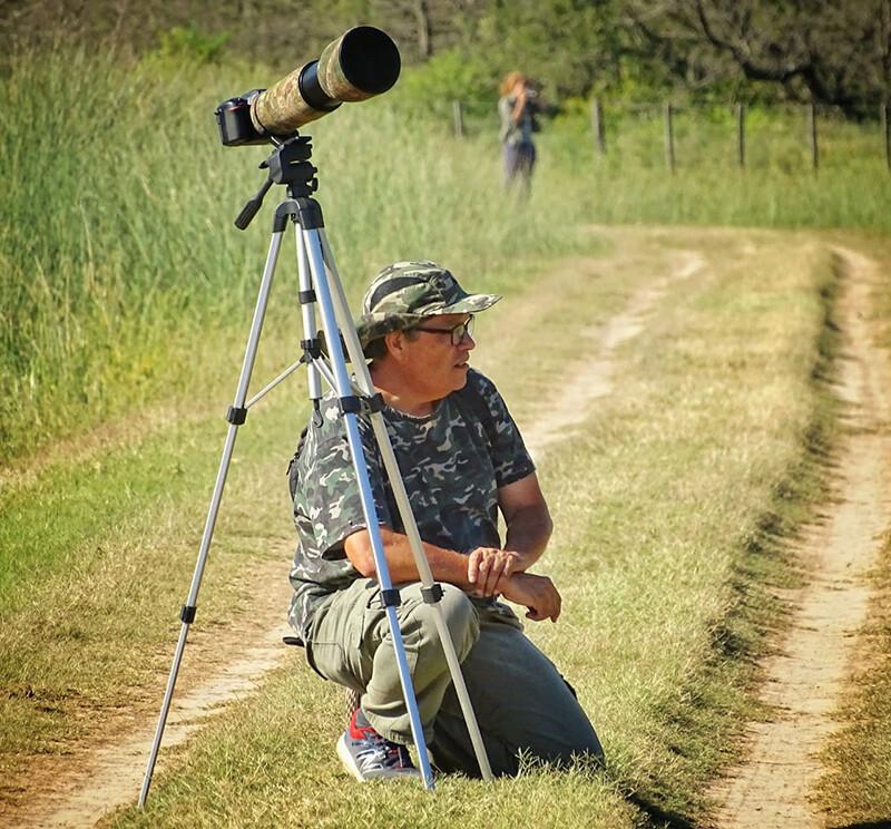observadores de aves de Villa María