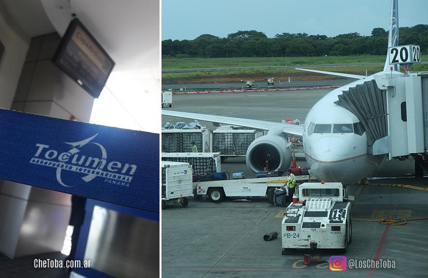 Aeropuertos Copa Airlines