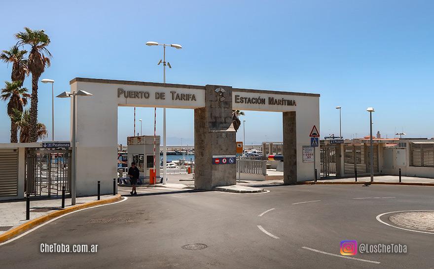 Viajar de Sevilla a Tarifa en Bus directo