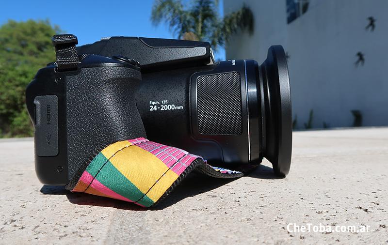 Reseña Nikon Coolpix P950